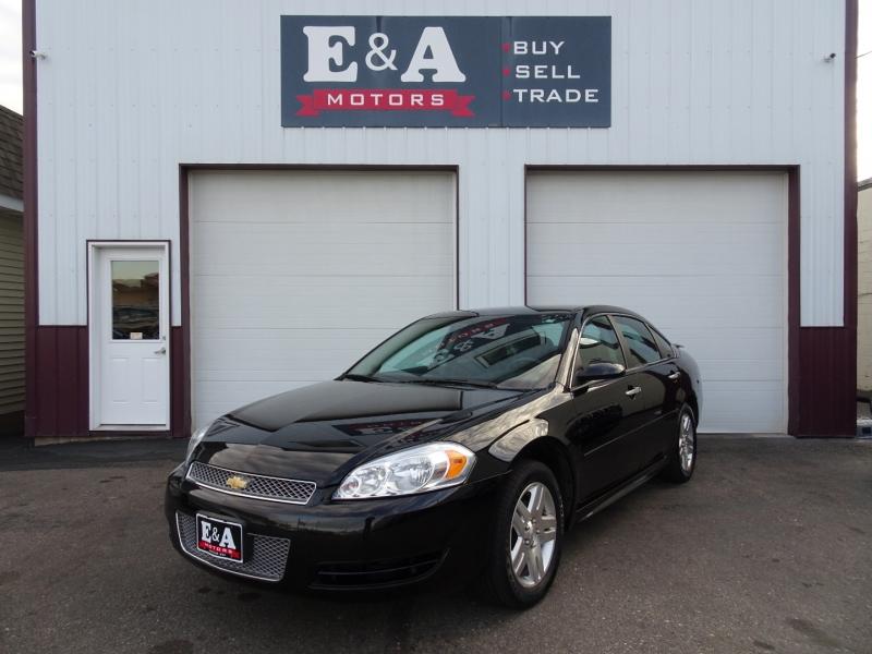 Chevrolet Impala 2012 price $4,695