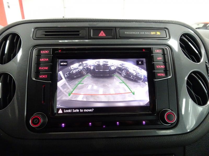 Volkswagen Tiguan 2017 price $15,500