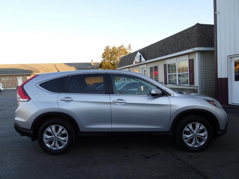 Honda CR-V 2012 price