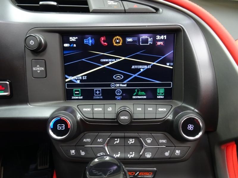 Chevrolet Corvette 2017 price $89,995