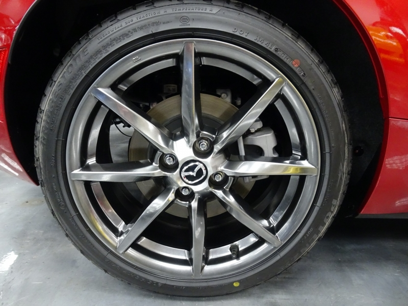 Mazda MX-5 Miata 2016 price