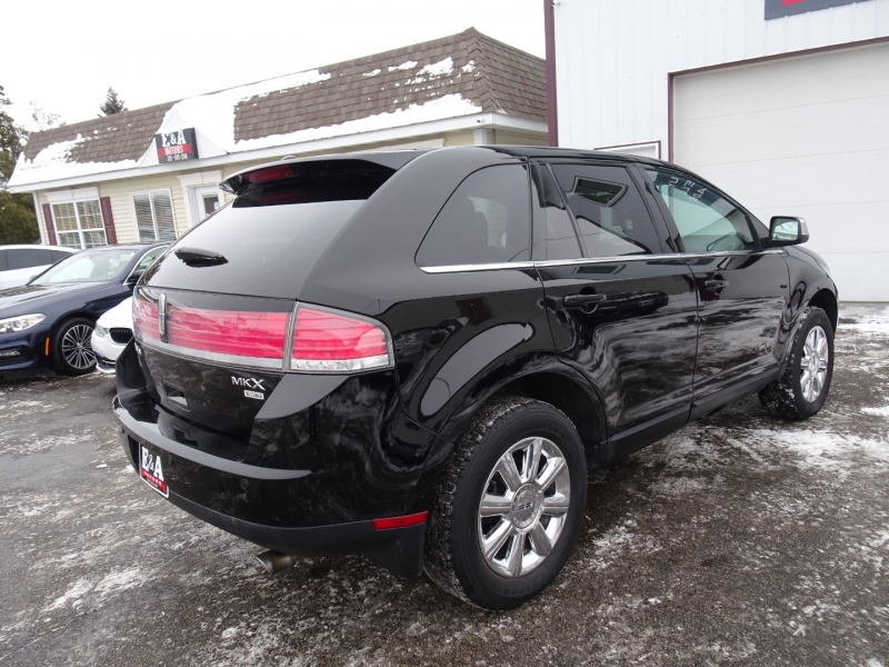 Lincoln MKX 2007 price