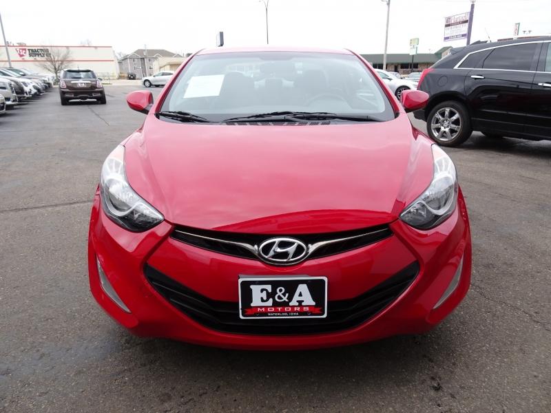 Hyundai Elantra Coupe 2013 price $9,500