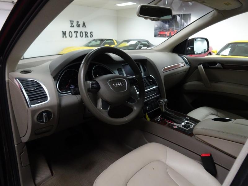 Audi Q7 2015 price $23,500