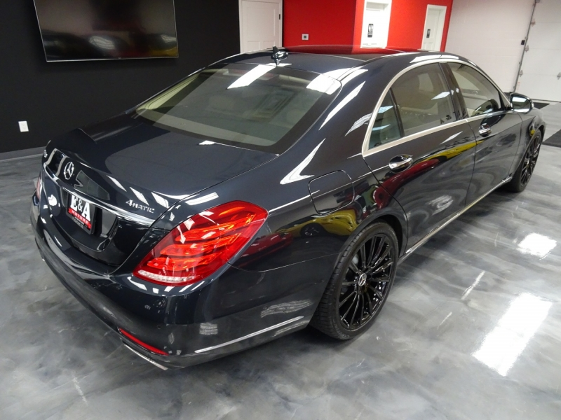 Mercedes-Benz S-Class 2015 price $37,995