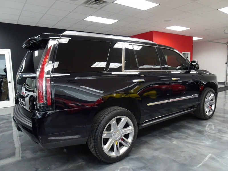 Cadillac Escalade 2015 price