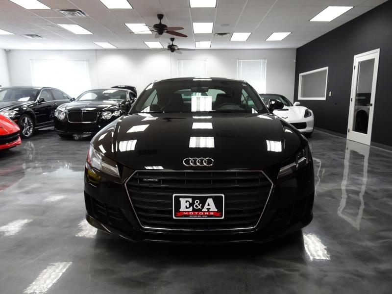 Audi TT 2016 price $29,995