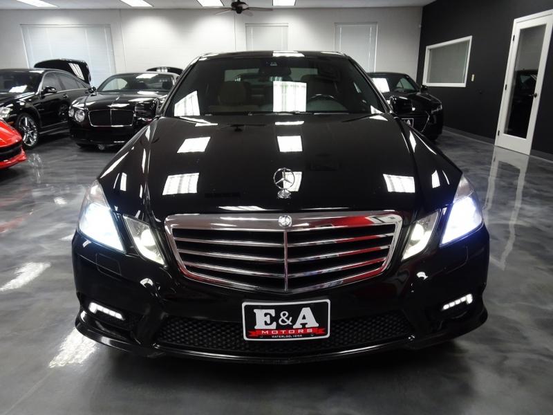 Mercedes-Benz E-Class 2011 price $10,995