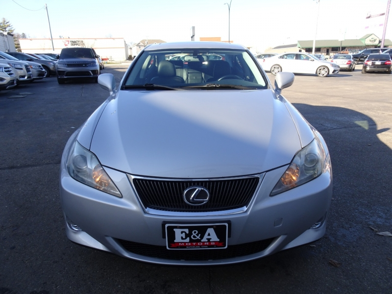 Lexus IS 250 2008 price $6,995