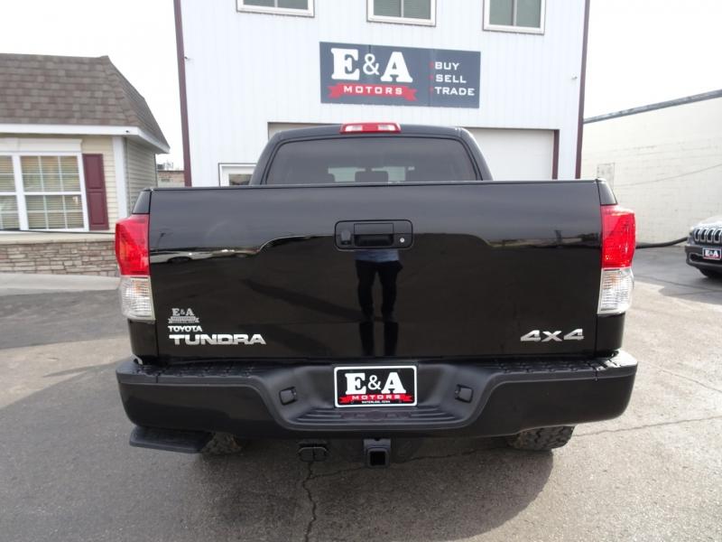 Toyota Tundra 2011 price