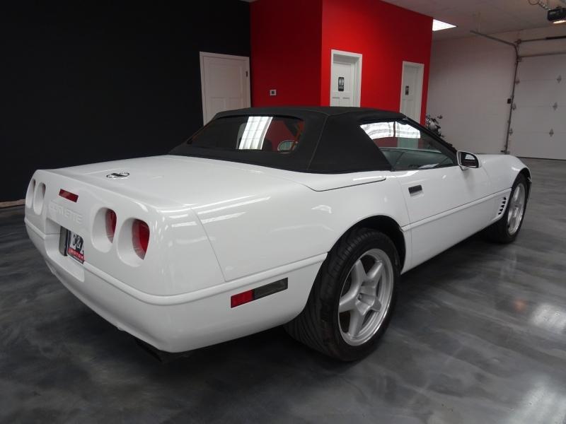 Chevrolet Corvette 1990 price