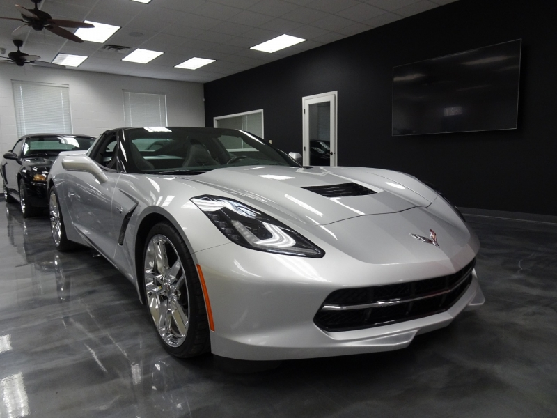 Chevrolet Corvette Stingray 2014 price