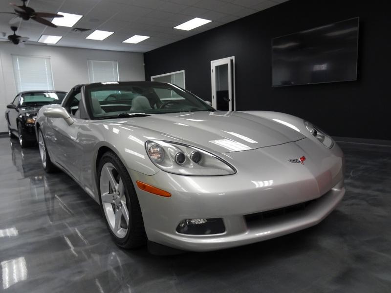 Chevrolet Corvette 2005 price $26,995