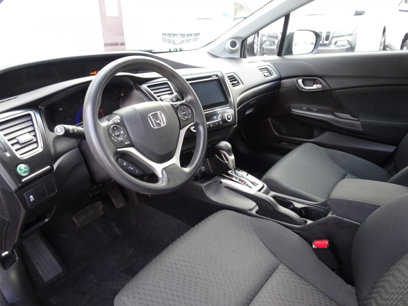 Honda Civic Sedan 2015 price $14,995