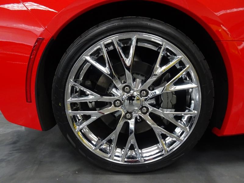 Chevrolet Corvette 2016 price