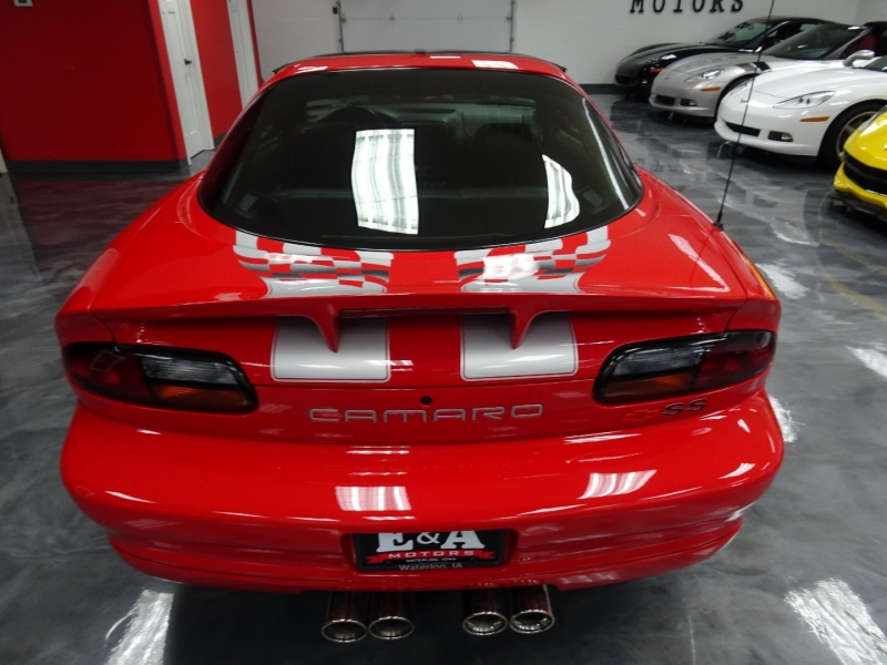Chevrolet Camaro 2002 price