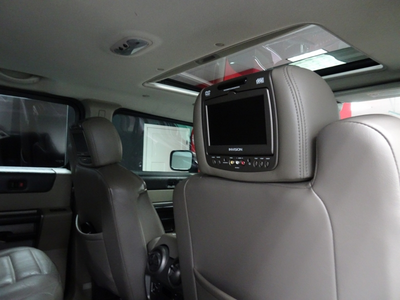Hummer H2 2004 price