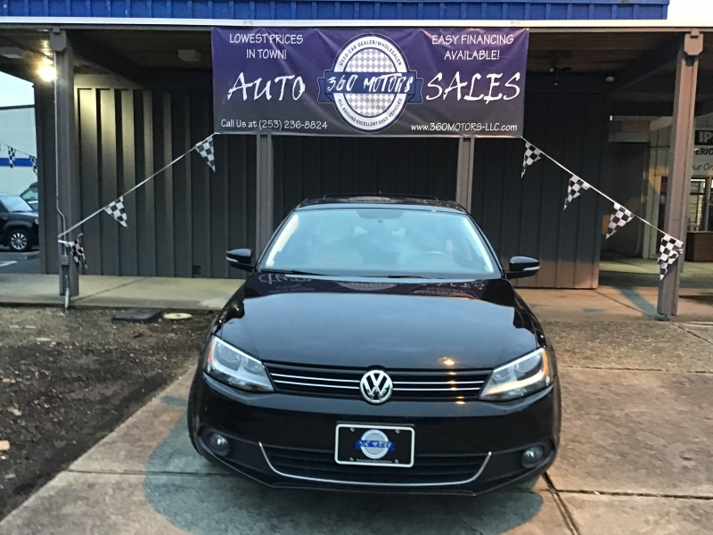 Volkswagen Jetta Sedan 2012 price $9,999