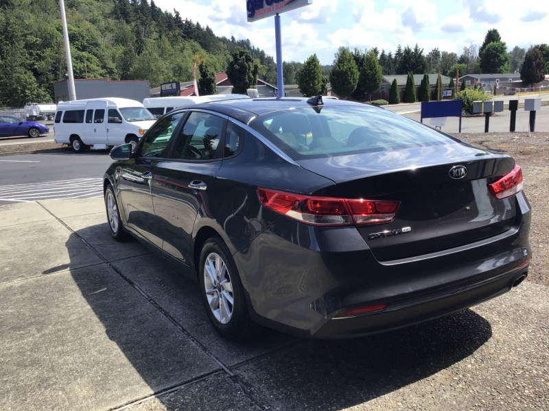 Kia Optima 2016 price $10,999