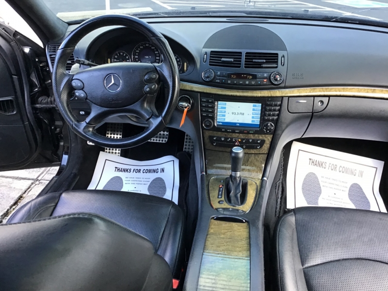 Mercedes- Benz E 63 AMG E 63 AMG 2007 price $16,999