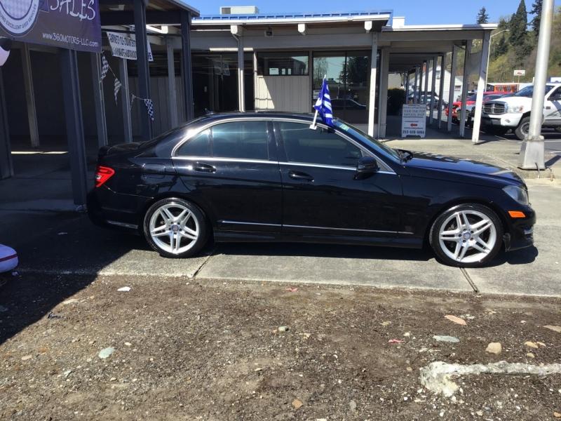Mercedes-Benz C-Class 2014 price $14,999