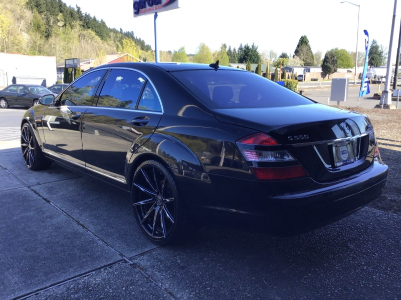 Mercedes-Benz S-Class 2009 price $13,999