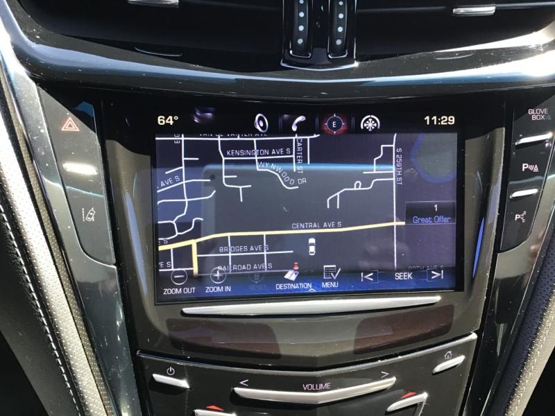 Cadillac CTS Sedan 2014 price $19,999