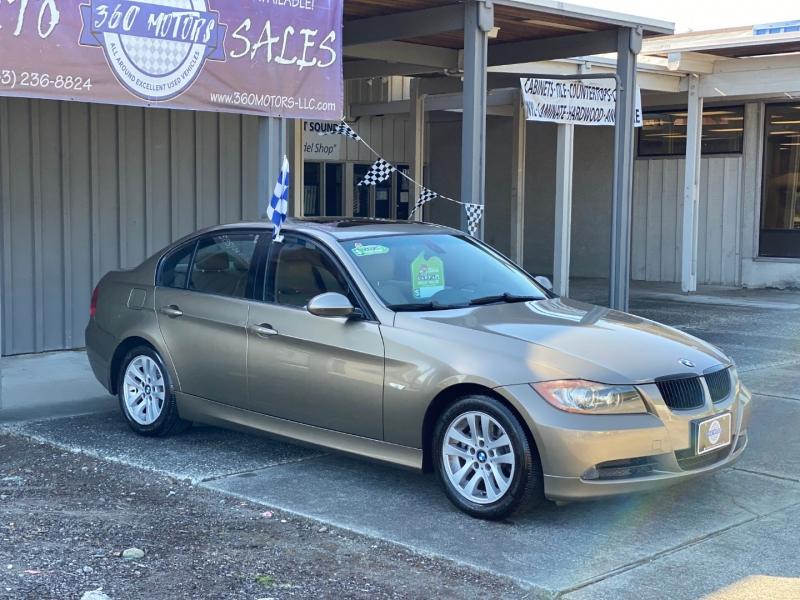 BMW 3-Series 2007 price $7,999