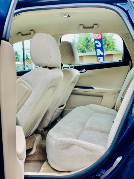 Chevrolet Impala 2010 price $4,599