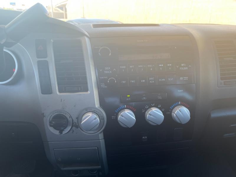 Toyota Tundra 4WD Truck 2009 price $7,000