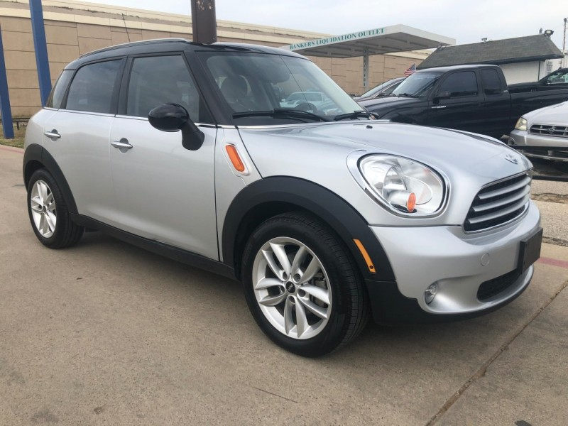 Mini Cooper Countryman 2014 price $10,995