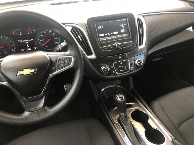 Chevrolet Malibu 2016 price Sold
