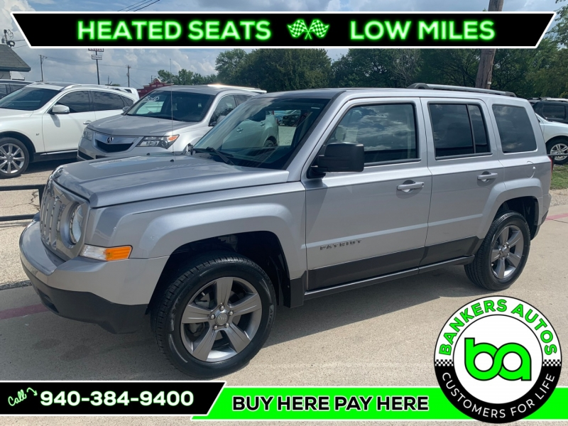 Jeep Patriot 2016 price $13,995