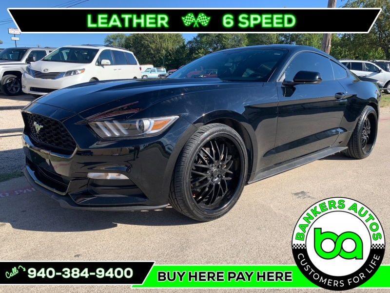 Ford Mustang 2015 price $19,995