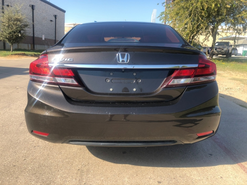 Honda Civic Sdn 2013 price $11,995