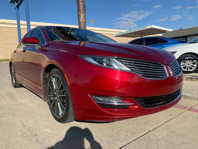 Lincoln MKZ 2013 price $12,995