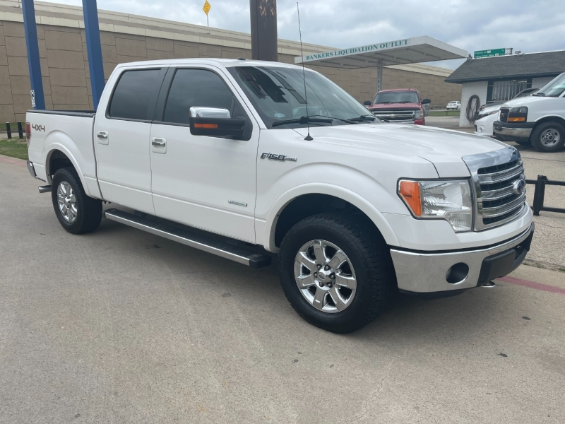Ford F-150 2013 price Sold