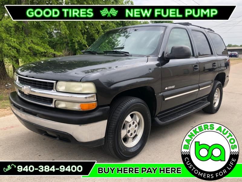 Chevrolet Tahoe 2003 price $3,500