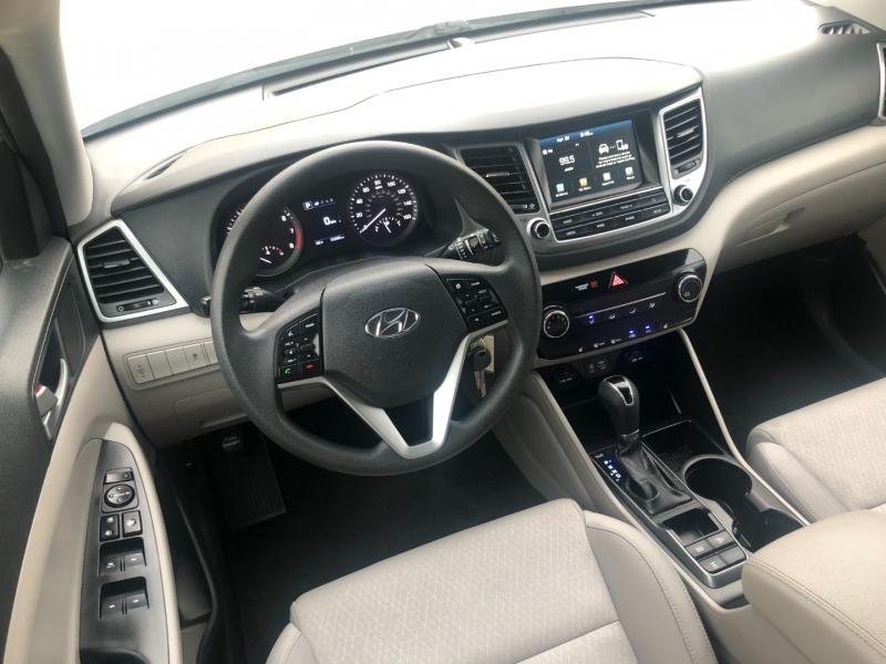 Hyundai Tucson 2018 price $20,995