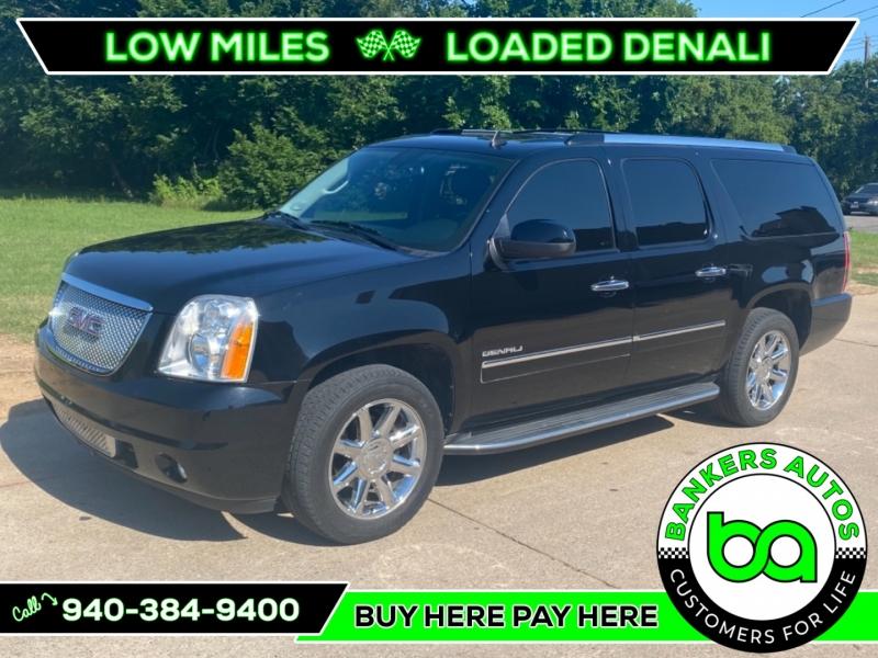 GMC Yukon XL 2011 price $23,995