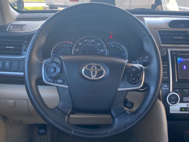 Toyota Camry 2012 price Sold