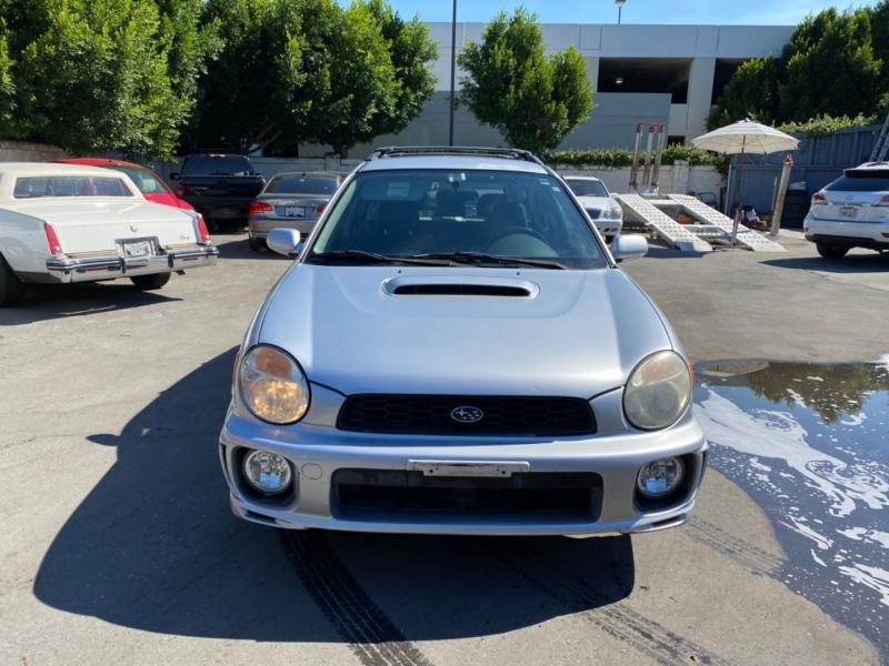 Subaru Impreza Wagon 2002 price $7,550