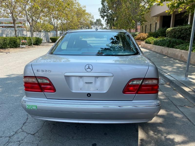 Mercedes-Benz E-Class 2002 price $8,950