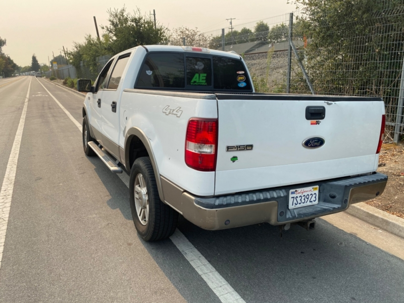 Ford F-150 2005 price $7,950