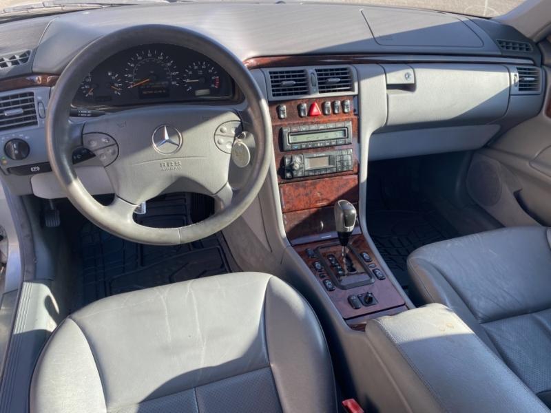 Mercedes-Benz E-Class 2001 price $5,750