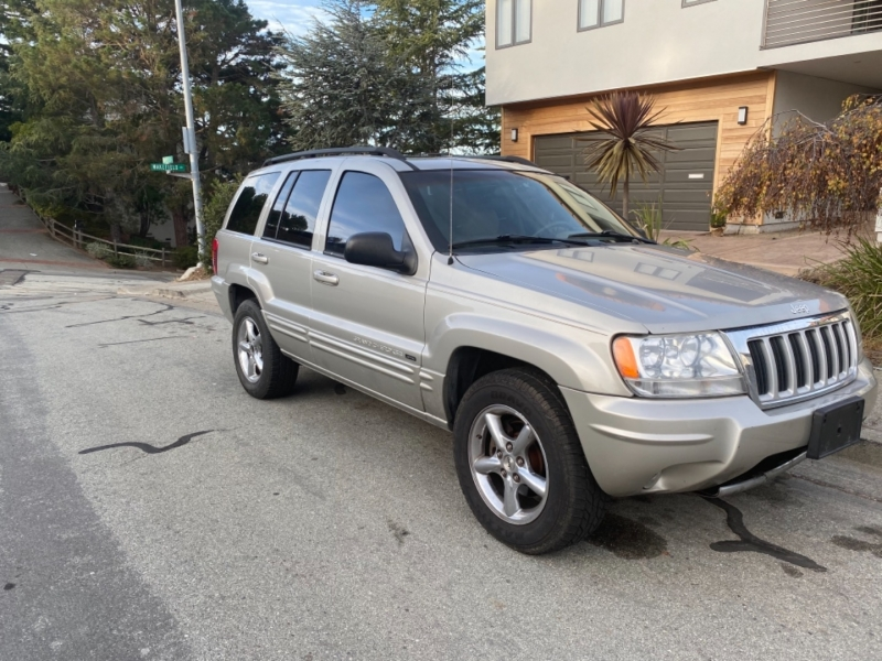 Jeep Grand Cherokee 2004 price $5,950