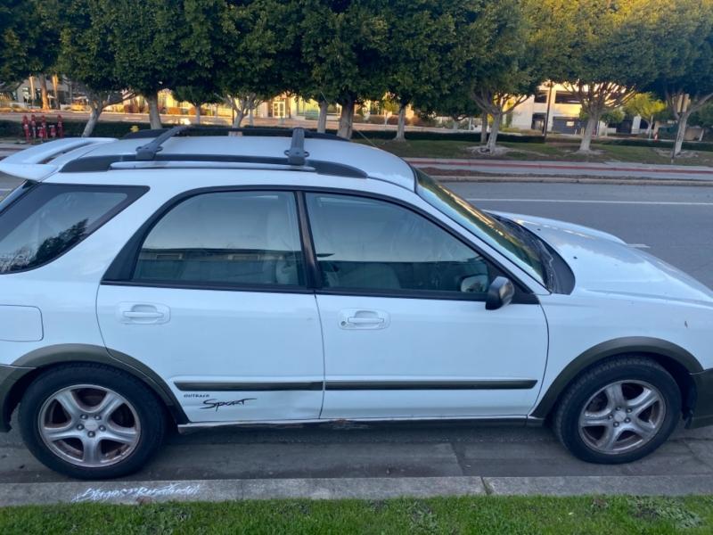 Subaru Impreza Wagon 2002 price $4,450
