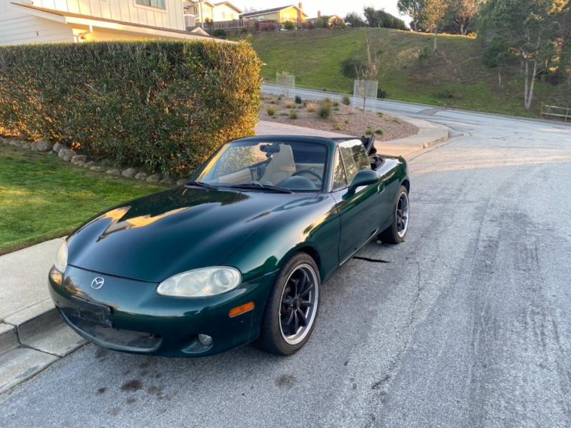 Mazda Other 2001 price $7,850