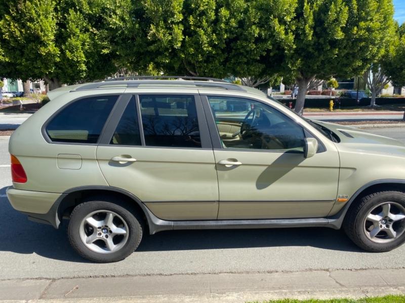 BMW X5 2003 price $7,950