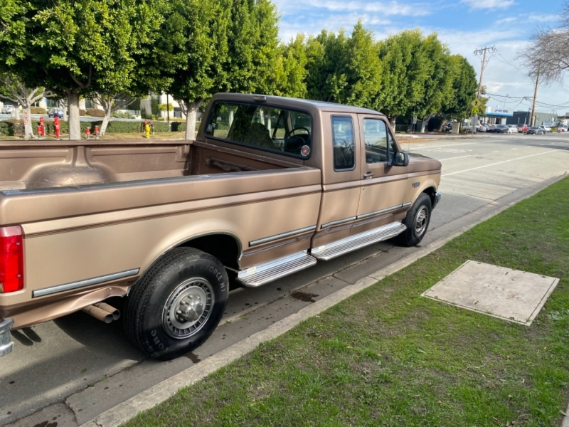 Ford F-250 1993 price $7,950